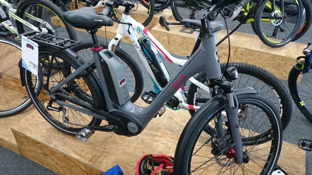Unser E-Bike