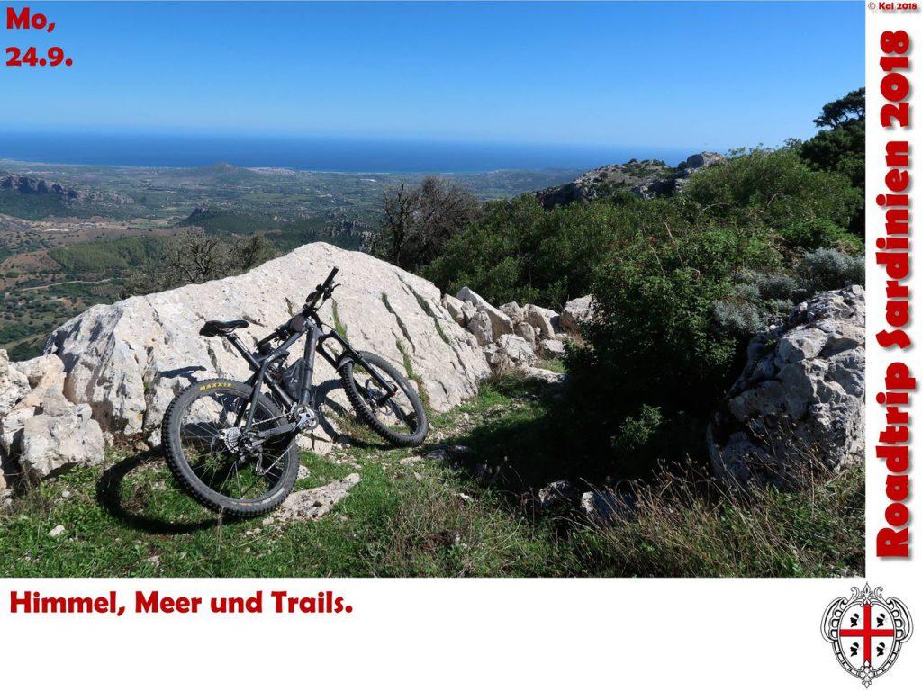 Meerblick am Montalbo