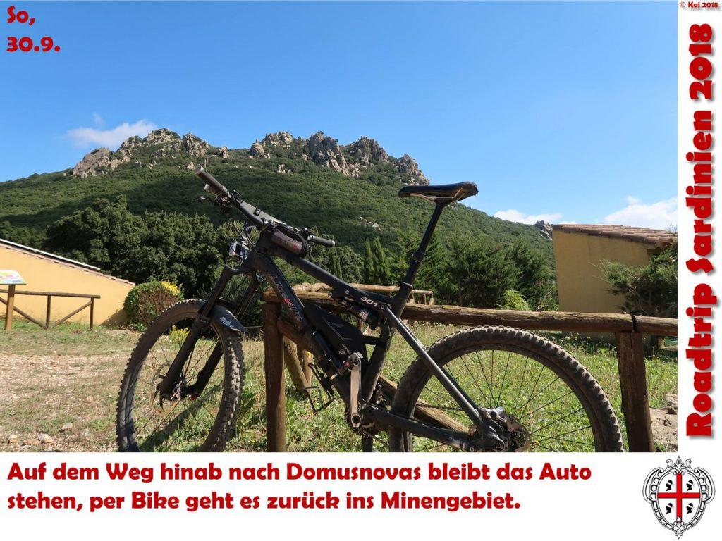 Bike nach Arena