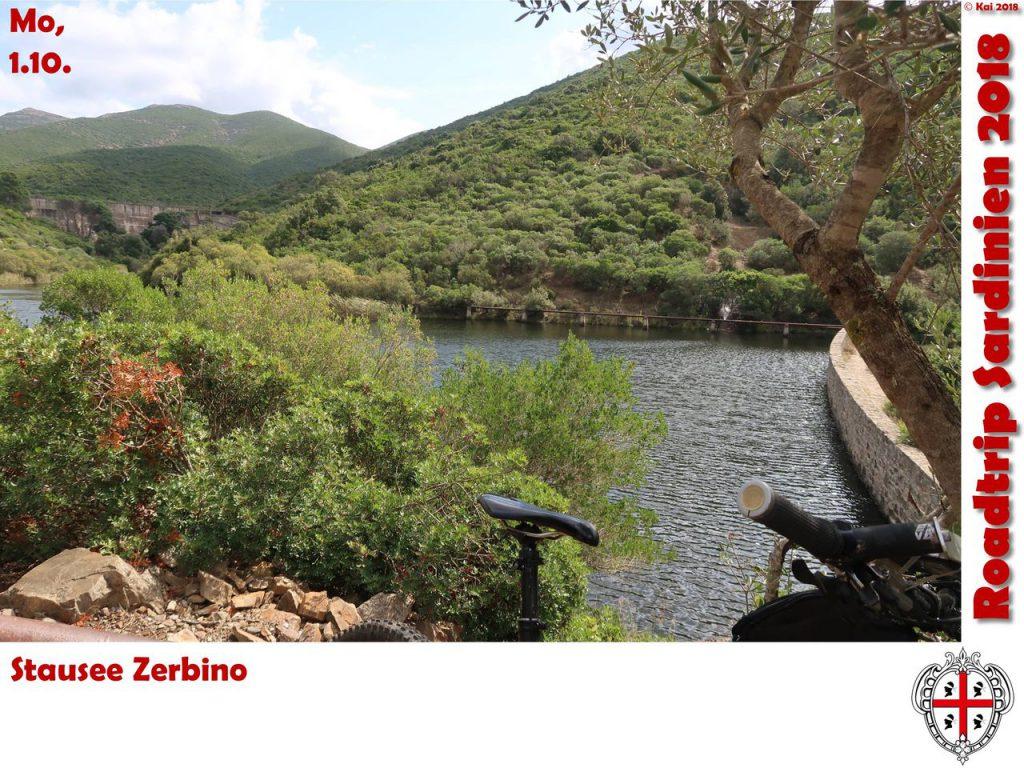 Stausee Zerbino