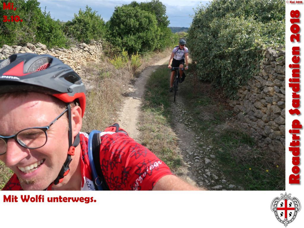 Radtour ins Hinterland