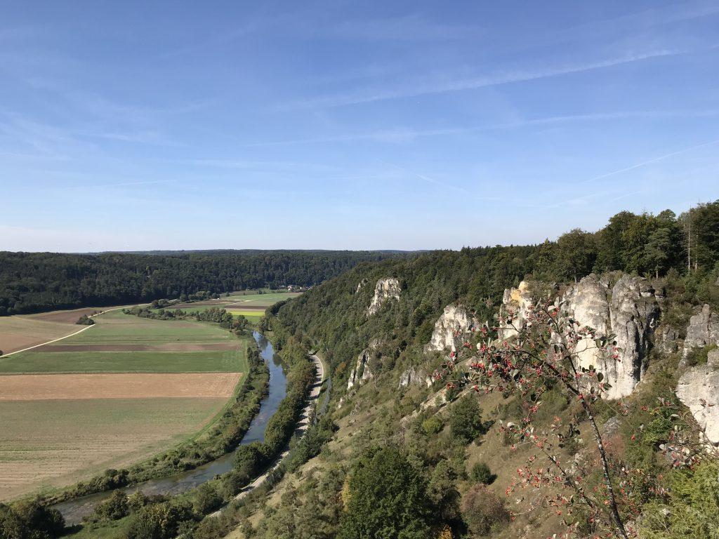 Oberhalb Arnsberg