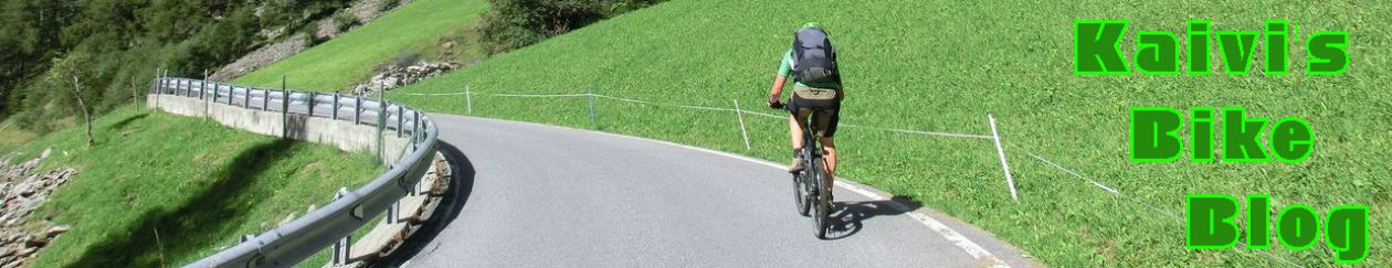 Kaivi's Bike Blog