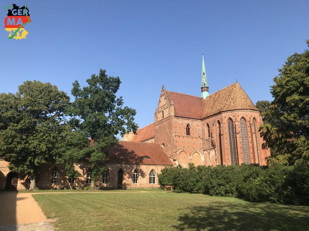 Kloster Chorin.