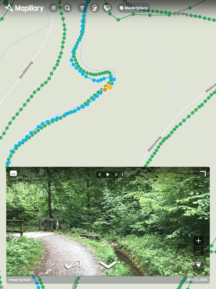 Mapillary-App