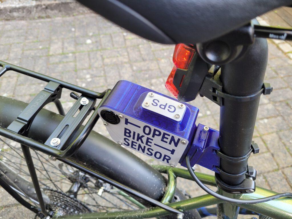 Open Bike Sensor - Sensorbox